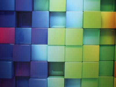 Color 3D Cubes
