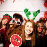 Christmas photo booth rental san antonio